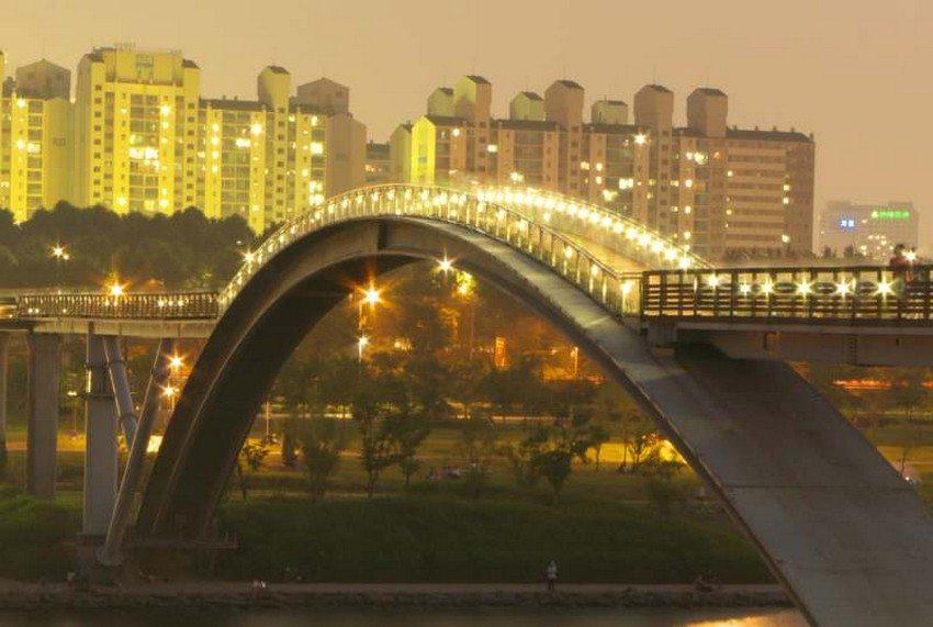 Мост в Сеуле