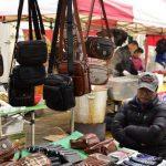 На рынке в небольшом городе Янъян