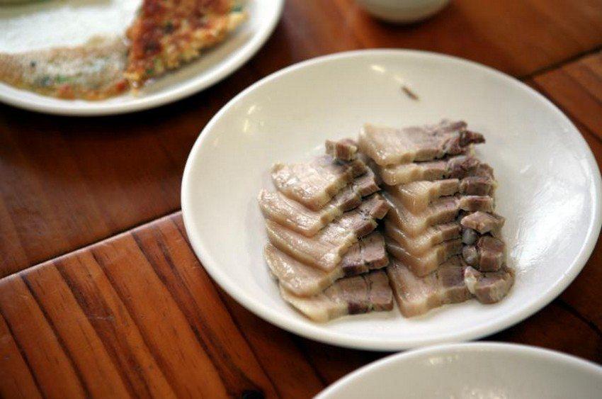 10 необычных корейских блюд