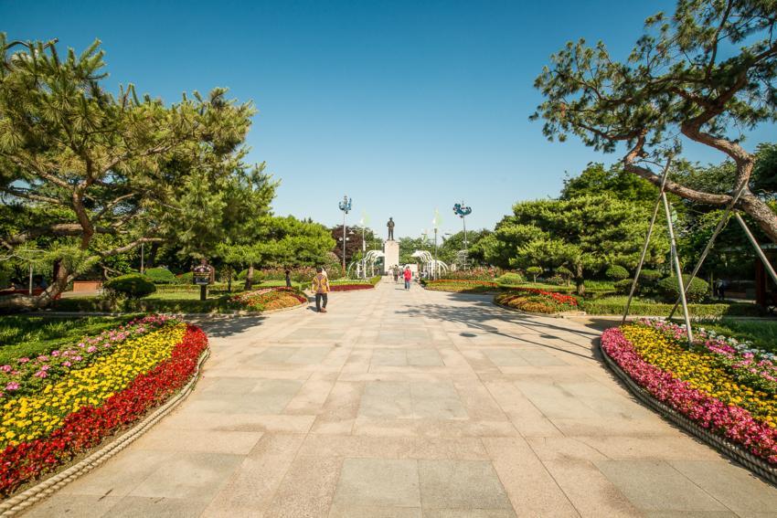 Парк Свободы (Инчхон)