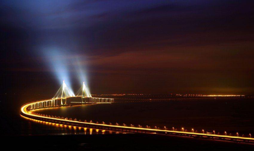 Мост в Инчхоне