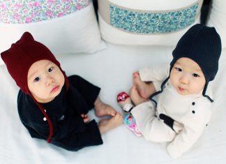Корейские близнецы