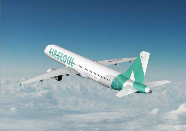 Авиакомпания Air Seoul