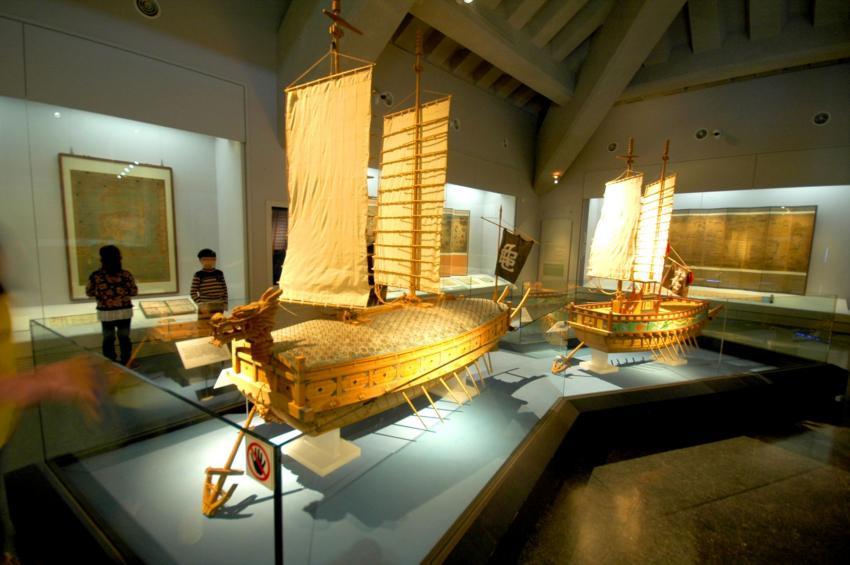 Национальный музей Чинджу