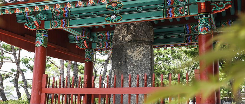 Памятник Лю Рен Йон